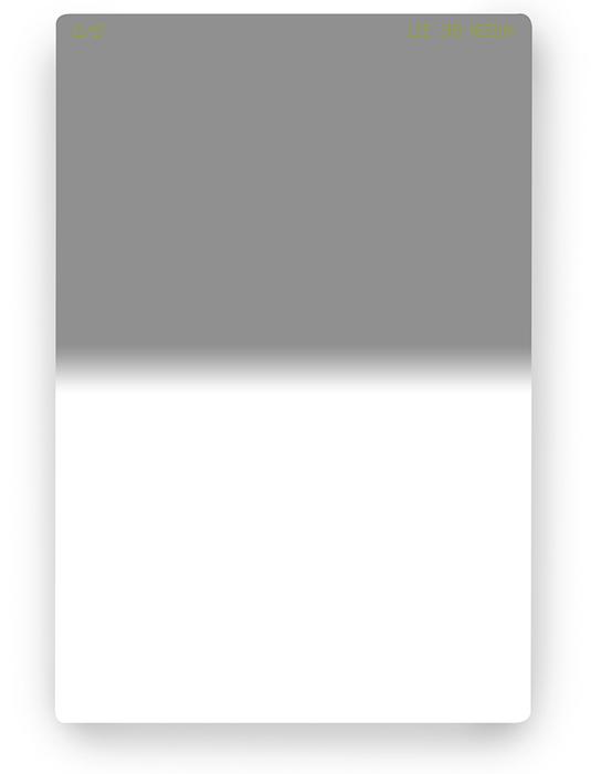 【即配】 LEE リー 100×150mm角 ハーフNDフィルター ミディアム 0.3ND 【1絞り分減光】【ネコポス便送料無料】