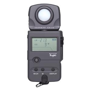 送料無料 国産唯一の写真用3色式デジタルカラーメーター 数量限定アウトレット 即配 新作続 カラーメーター KCM-3100 KENKO ケンコートキナー 値引き あす楽対応 TOKINA