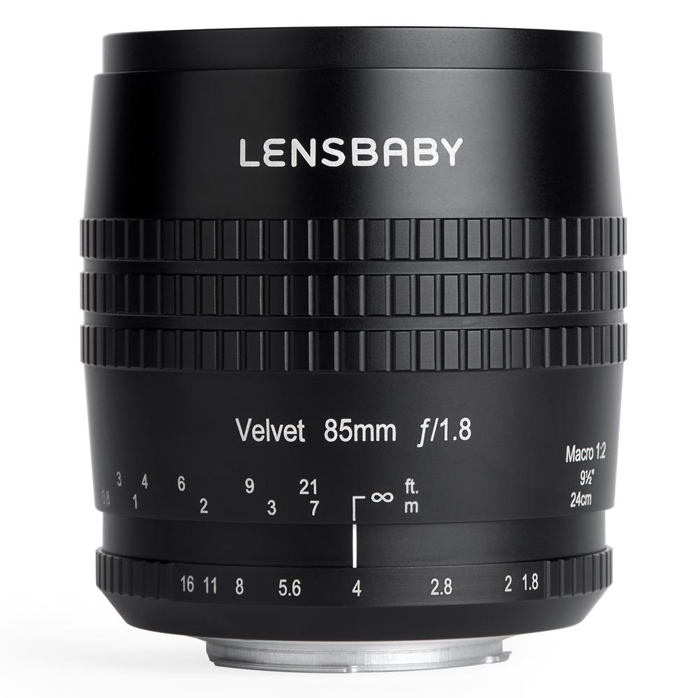 【即配】 LENSBABY レンズベビー Velvet(ベルベット) 85 ペンタックスKマウント 芸術的で情緒的なポートレートを 【送料無料】【あす楽対応】
