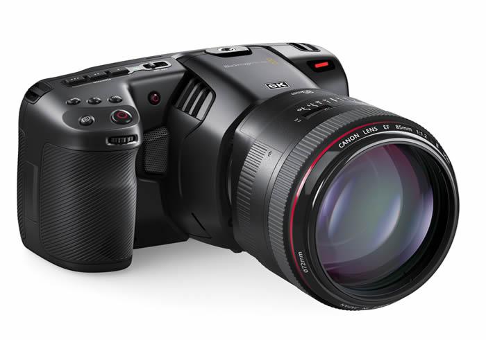 【納期未定】(受注生産) (KP) Blackmagic ブラックマジック lackmagic Pocket Cinema Camera 6K 【返品不可】※受注生産※【送料無料】