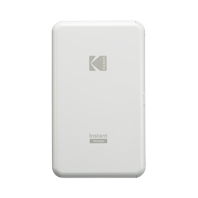 【即配】KODAK (コダック) インスタントプリンター P210WH ホワイト いつでもどこでも、スマホの写真をプリントできる!【送料無料】【あす楽対応】