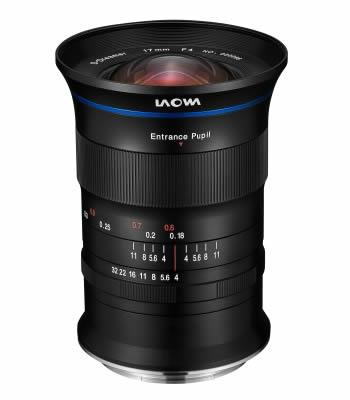 【取寄】LAOWA ラオワ 交換レンズ LAOWA 17mm F4 Ultra-Wide GFX Zero-D【送料無料】【初回購入特典「LAOWA オリジナルUVフィルター」プレゼント!】