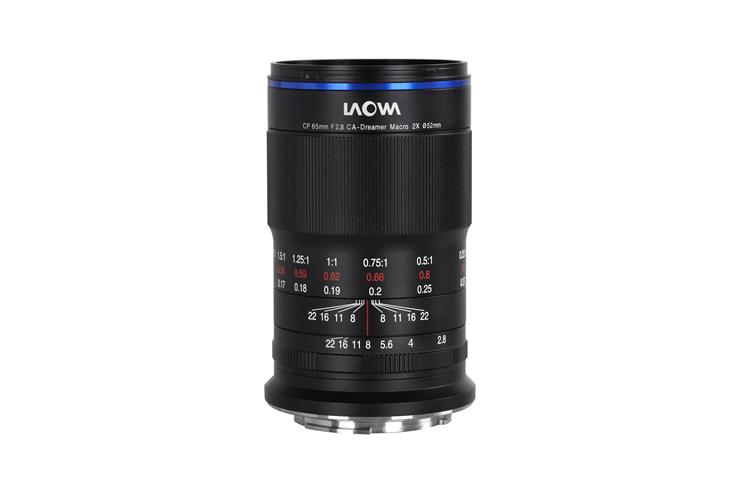 【取寄】LAOWA ラオワ 交換レンズLAOWA 65mm F2.8 2× Ultra Macro APO EOS-M 【送料無料】【キヤノンEOS-Mマウント】【初回購入特典「LAOWA オリジナル三脚」プレゼント!】