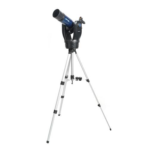 送料無料 口径80mm屈折式のアクロマート式望遠鏡 受注生産 Meade 高い素材 ミード 気軽に運べる超コンパクトサイズ※受注生産※ 即出荷 天体望遠鏡 ETX-80オブザーバー シリーズ