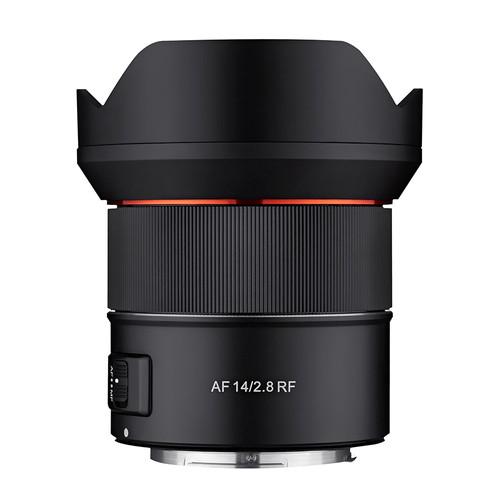 【即配】(KT) SAMYANG サムヤン 交換レンズ AF14mm F2.8 RF キヤノンRF マウント【送料無料】【あす楽対応】