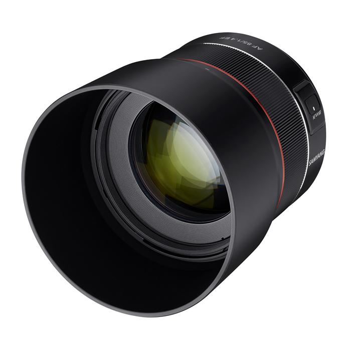 【新古品(店舗保証3ケ月)】【即配】 (NO) SAMYANG サムヤン 交換レンズ AF 85mm F1.4 ニコンFマウント【フルサイズ用】【送料無料】【あす楽対応】