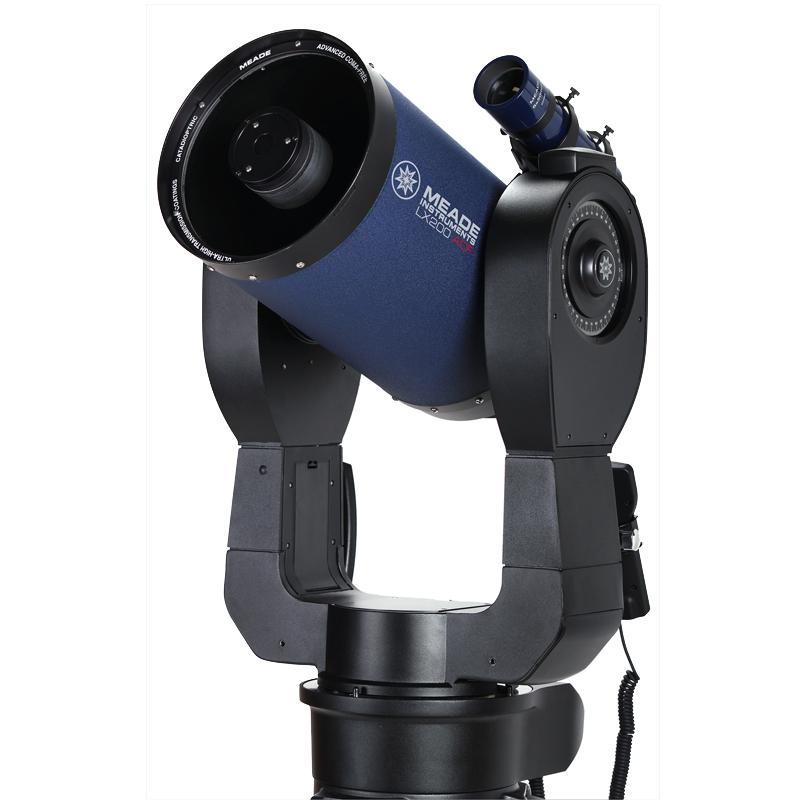 (受注生産)【代引不可】Meade (ミード) 天体望遠鏡 LX-200 ACF16インチ 鏡筒セット三脚付き【送料無料】
