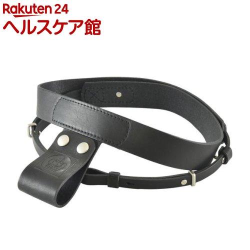 キング カメラストラップ KARU-NECKストラップ レザー ブラック 818003(1コ入)【キング(king)】【送料無料】