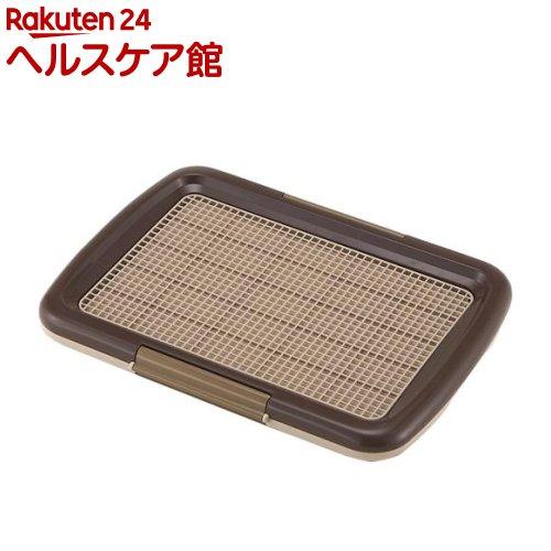 しつけるトレー 日本全国 送料無料 メッシュプラス ブラウン S 1コ入 メーカー直売