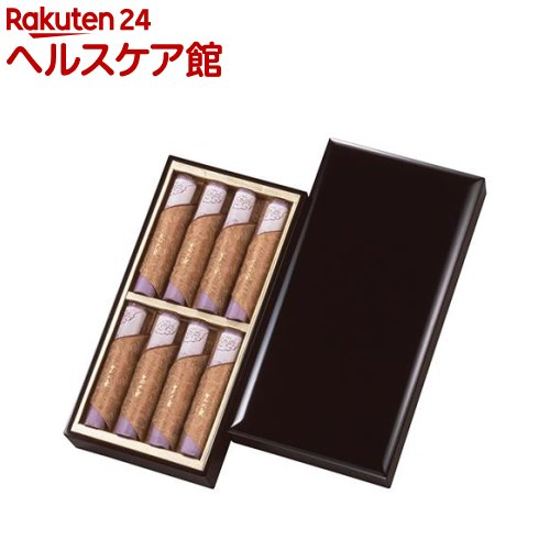 伽羅大観 塗箱短寸(8コ入)【日本香堂】