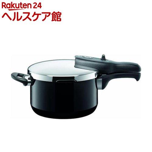 シリット・シラルガン tプラス圧力鍋 ブラック 4.5L(1コ入)【シリット・シラルガン(Silit Silargan)】【送料無料】