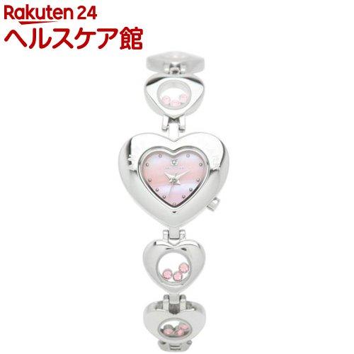 アンクラーク 腕時計 1P天然ダイヤハート型フェイスムービングストーン AU1031-17(1本入)【】