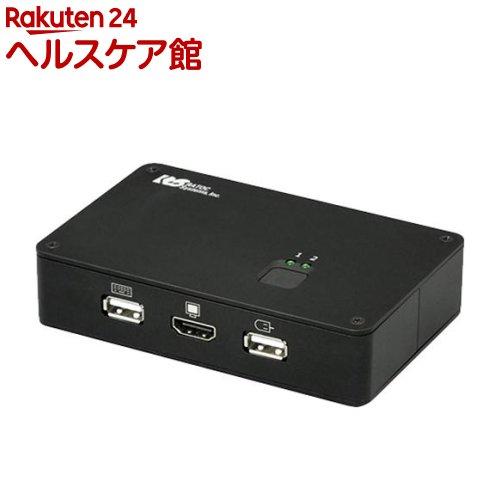 爆安プライス 値下げ ラトックシステム 4Kディスプレイ USBキーボード 1個 パソコン切替器 マウス