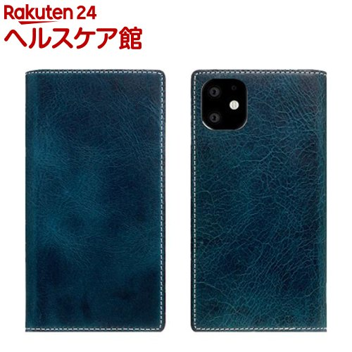SLG Design iPhone 11 Badalassi Wax case グリーン SD17902i61R(1個)【SLG Design(エスエルジーデザイン)】