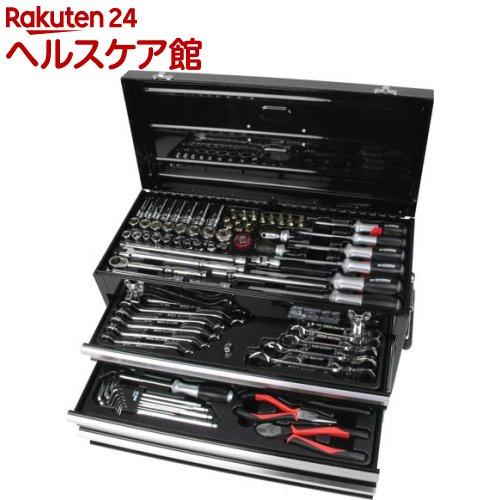 SK11 整備工具セット ブラック SST-16133BK(1セット)【SK11】【送料無料】