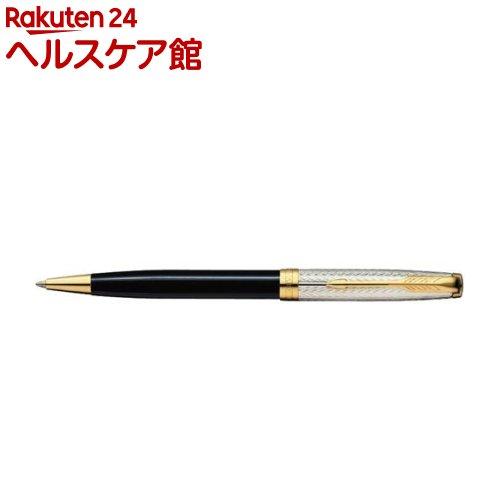 パーカー ソネット シルバー&ブラック フジェールGT ボールペン 2102302(1本)