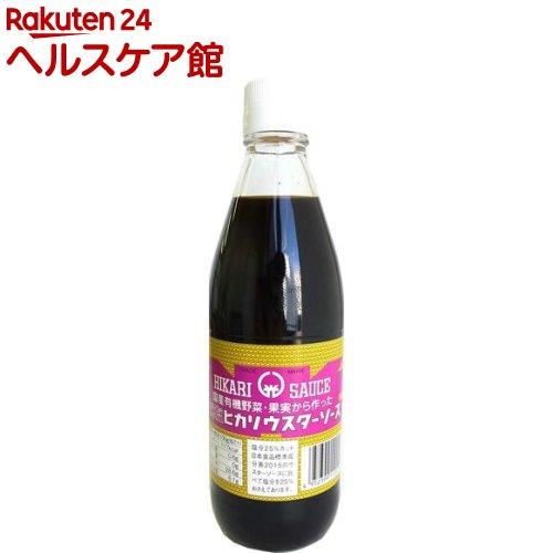 70%OFFアウトレット 光食品 日本 減塩ウスターソース 360ml