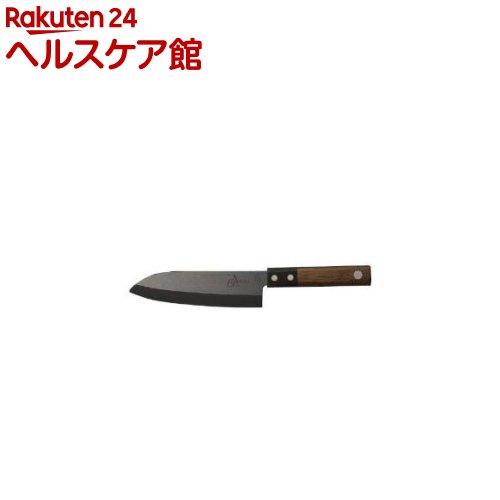 アルチザンオクタ セラミック包丁 三徳 ブラック 155mm(1丁)【送料無料】