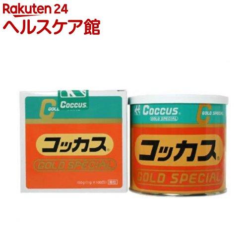 コッカス ゴールドスペシャル(1g*100包)【コッカス】