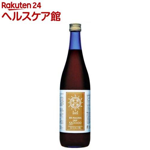インティ プラセンタ ディープ550000 カシス・オレンジ味(720ml)【インティ】