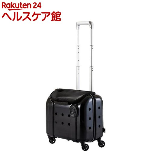Rui&Aguri PKシリーズ キャリーケース PK-029 ブラック(1台入)【送料無料】