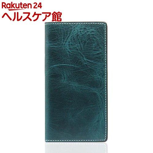 SLGデザイン iPhone7 バダラッシーワックスケース グリーン SD8103i7(1コ入)【SLG Design(エスエルジーデザイン)】【送料無料】