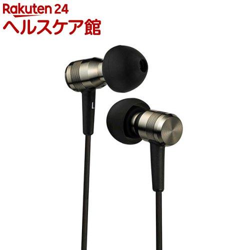 JVC インナーイヤヘッドホン ブラック HA-FD7-B(1セット)【JVC】【送料無料】