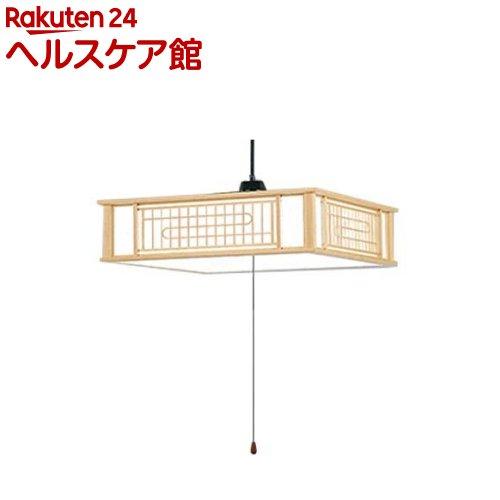 和風木枠ペンダントライト~8畳 LEP-CA805EJ(1コ入)【送料無料】