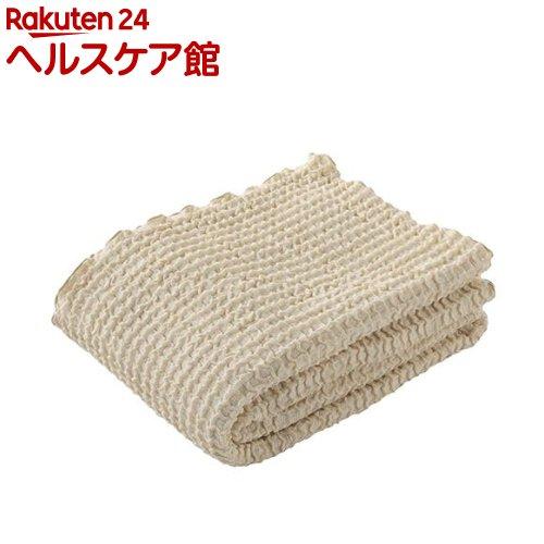 東京西川 さらさらケット ワッフルガーゼ ベージュ シングル RR08131017BE(1枚入)【東京西川】【送料無料】