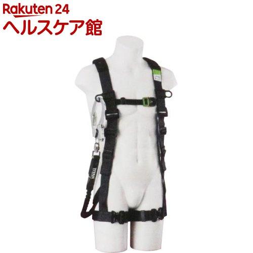 タイタン フルハーネス型江戸鳶+EXJシングル ETN-10A-DEB-L(1セット)【タイタン】