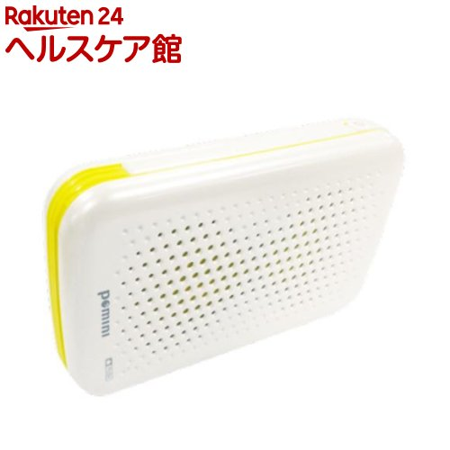 ポミニ スマホ専用 ポータブルプリンター イエロー MA-100PY(1コ入)