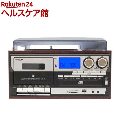 クマザキエイム マルチ・オーディオ・レコーダー/プレーヤー MA-89(1台)【送料無料】
