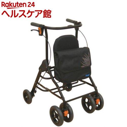 幸和製作所 テイコブ 歩行車 テイコブ リトル HS05 ブラック(1台)【TacaoF(テイコブ)】