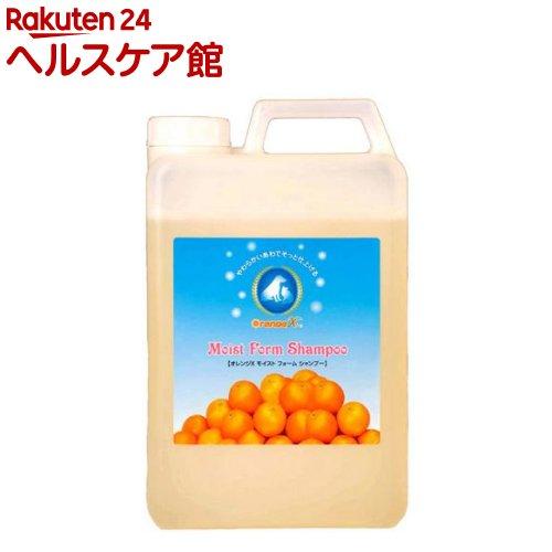 オレンジエックス モイストフォームシャンプー(2L)【オレンジエックス(オレンジX)】【送料無料】
