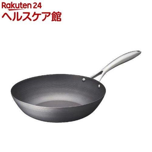 ビタクラフト スーパー鉄 ウォックパン 28cm(1コ)【ビタクラフト】