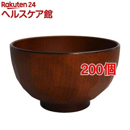 桜亀甲汁 ブラウン(200個セット)