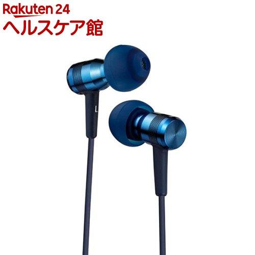 JVC インナーイヤヘッドホン ブルー HA-FD7-A(1セット)【JVC】【送料無料】