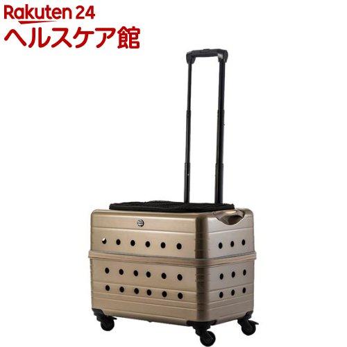 Rui&Aguri PKシリーズ キャリーケース PK-02B-51 ジャンパンゴールド(1台入)【送料無料】