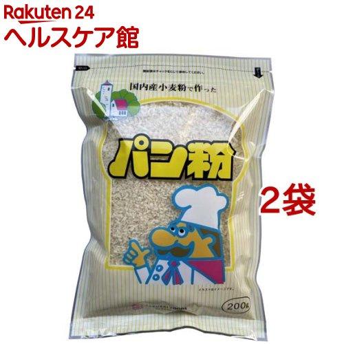 桜井食品 国内産パン粉 桜井食品 国内産パン粉(200g*2コセット)【more20】