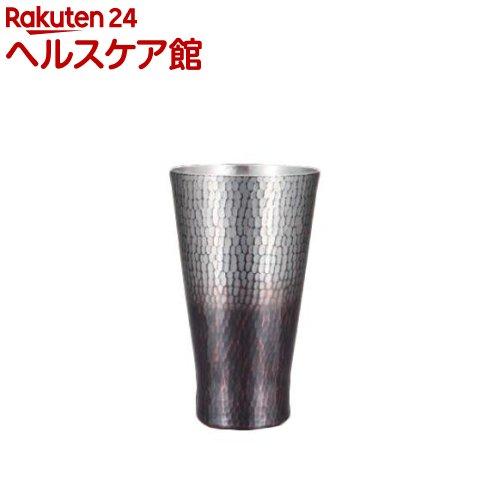 錫黒被タンブラー 350mL(1コ入)