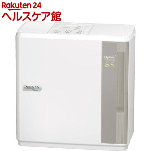 ハイブリット式加湿器 木造5畳/プレハブ8畳用 ホワイト HD-3017-W(1台入)【送料無料】