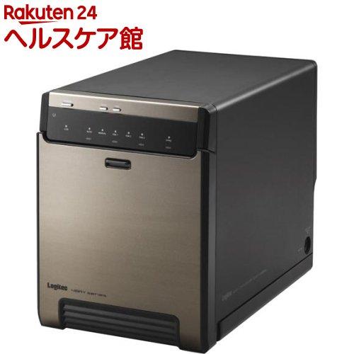 エレコム HDD SSD ケース USB3.2 ( Gen2 ) 最大56TB 2.5インチ マウンタ付 LGB-4BNHUC(1個)