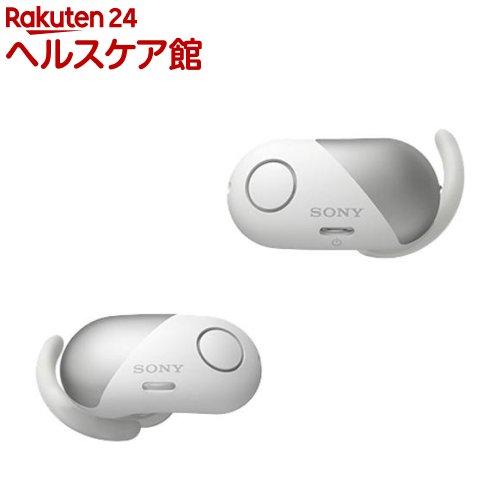 ソニー ワイヤレスノイズキャンセリングステレオヘッドセット WF-SP700N WM(1コ)【SONY(ソニー)】【送料無料】