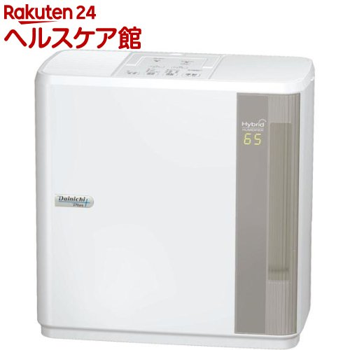 ハイブリット式加湿器 木造8.5畳/プレハブ14畳用 ホワイト HD-5017-W(1台入)【送料無料】