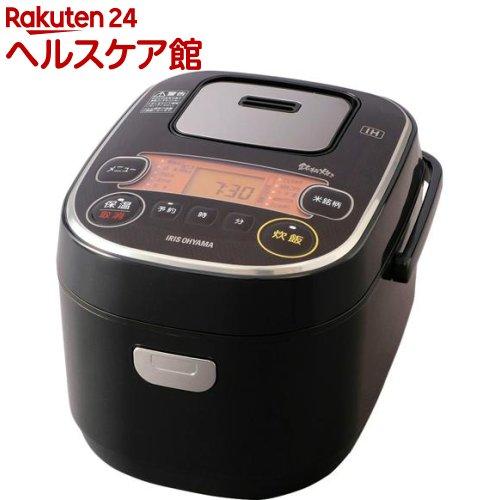 アイリスオーヤマ 米屋の旨み 銘柄炊き IHジャー炊飯器 3合 ブラック C-IE30-B(1台)【アイリスオーヤマ】