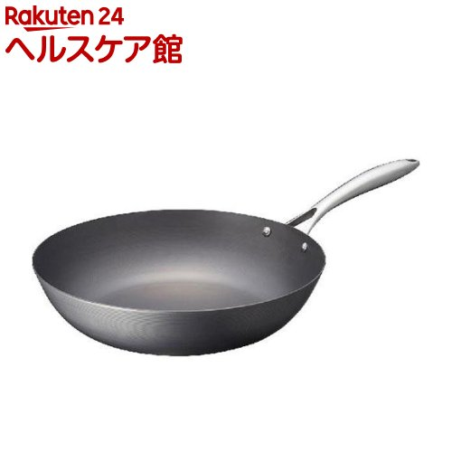 ビタクラフト スーパー鉄 ウォックパン 33cm(1コ)【ビタクラフト】【送料無料】