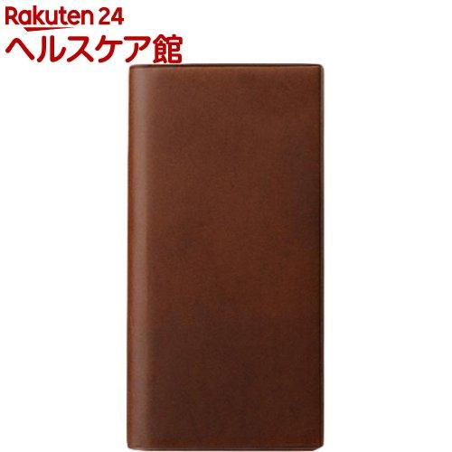 エスエルジーデザイン iPhone X ブッテーロレザーケース ブラウン SD10509i8(1コ入)【SLG Design(エスエルジーデザイン)】