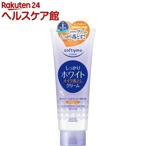 ソフティモ ホワイト クレンジングクリーム more30 210g 日本産 まとめ買い特価
