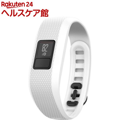 GARMIN(ガーミン) 活動量計 Vivofit3 ホワイト(日本正規品) 160813(1コ入)【GARMIN(ガーミン)】【送料無料】