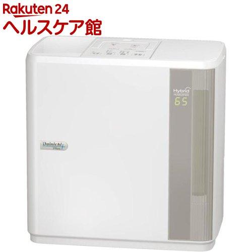 ハイブリット式加湿器 木造12畳/プレハブ19畳用 ホワイト HD-7017-W(1台入)【送料無料】